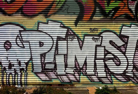 Oakland Alley Art 8